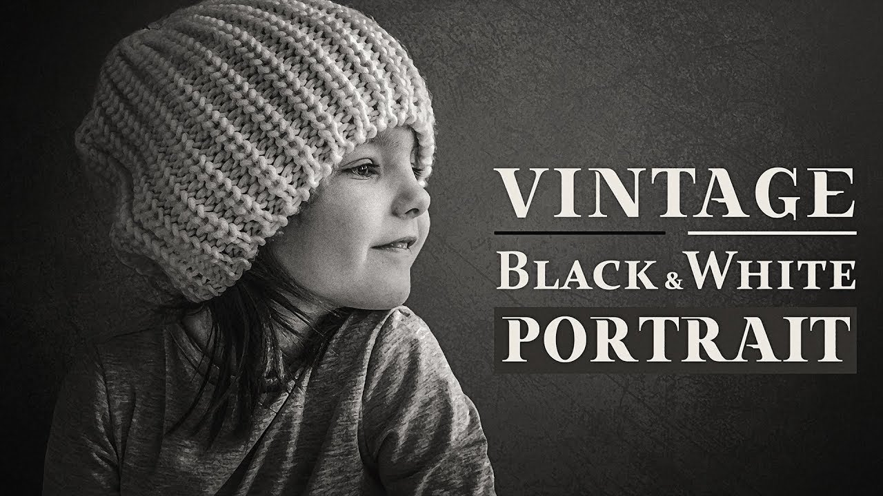 How to Create a Vintage Photo Filter With …