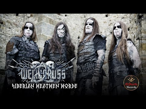 WELICORUSS - Siberian Heathen Horde (2020) // official Clip // El-Puerto-Records