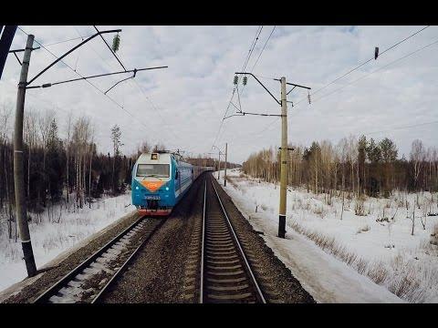 От Шахуньи до Нижнего Новгорода за 16 минут!