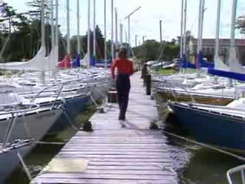 The Littlest Hobo Season 2 Episode 8 Sailing Away