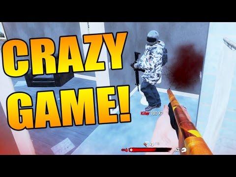COD NOOB DESTROYS in H1Z1!!!