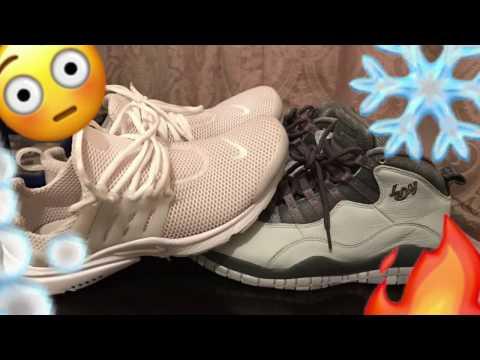 2 in 1 Deep clean ( Nike Presto & Jordan 10 )