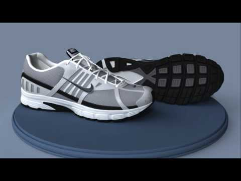 nike shoes 3ds max materials 849907