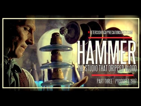 HAMMER THE STUDIO THE DRIPPED BLOOD : PART THREE