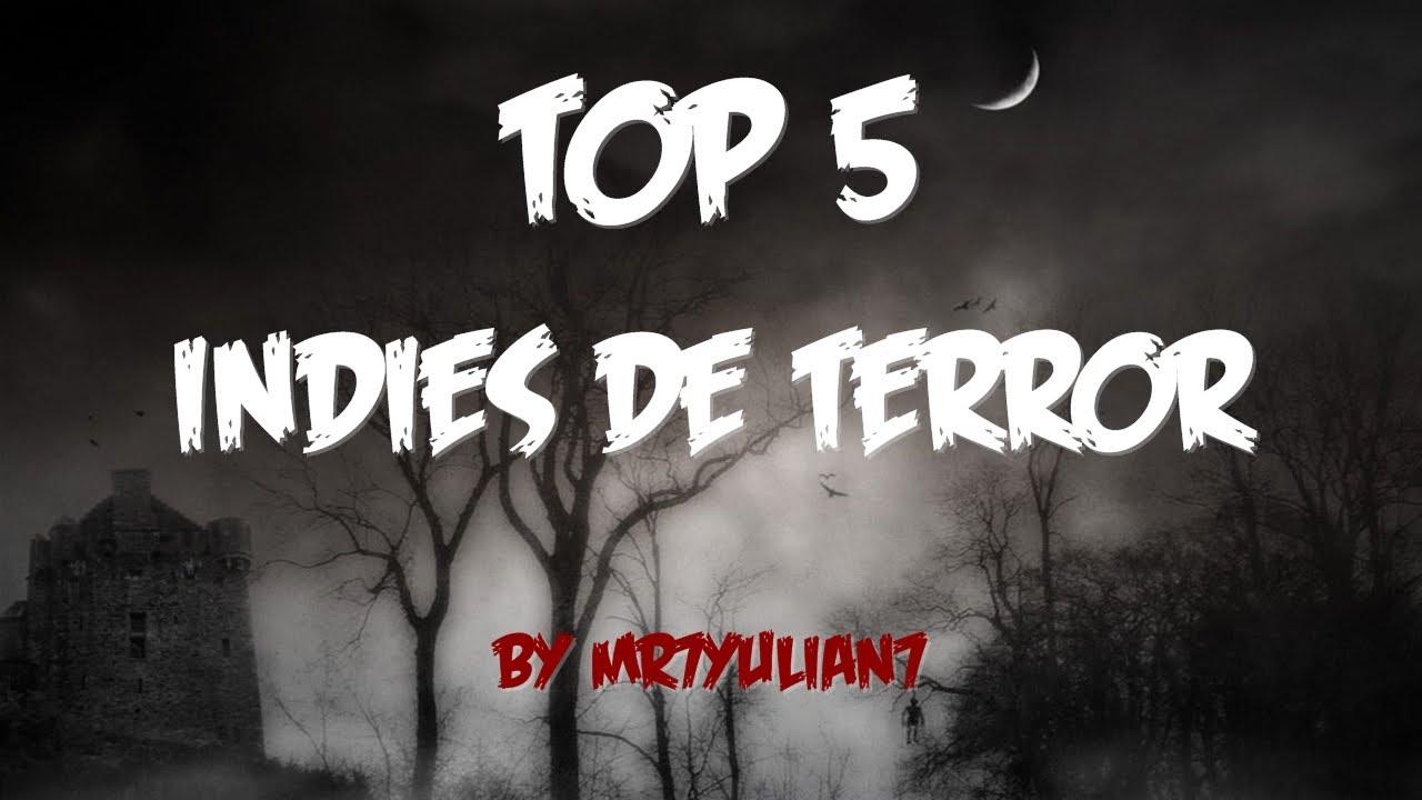 Mejores Juegos Indie De Terror Gratuitos Top 5 Youtube