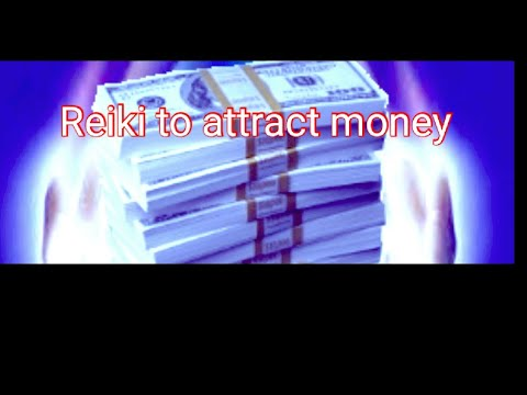 Reiki to Attract Money