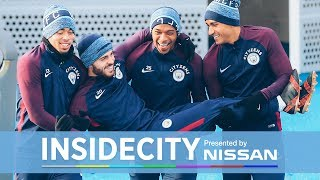 THE AGUERO SHOW! | INSIDE CITY 274
