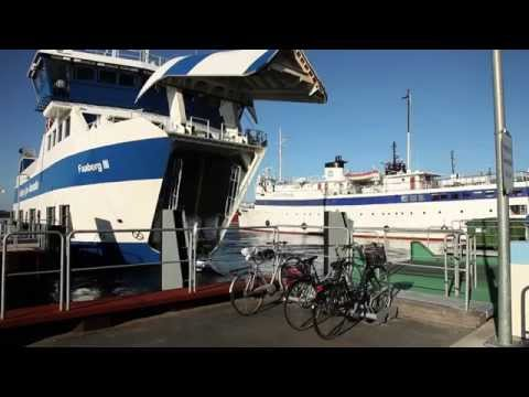 Marine solution for the ferry Faaborg III