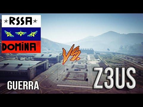 RSSA vs Z3US