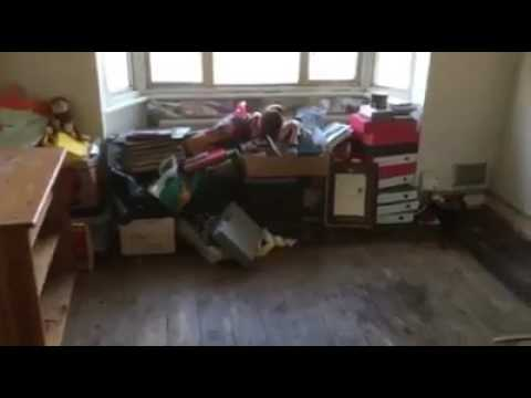 Extreme House Clearance London Case Study After Video