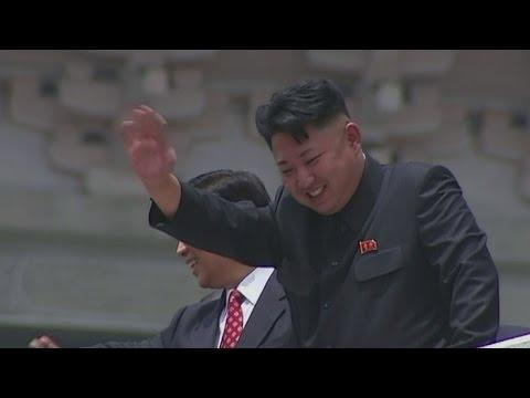 Kim Jong-Un executes
