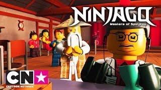 LEGO Ninjago | Wu té: fecha de validación | Cartoon Network