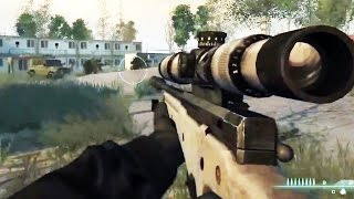 Sniper: Manhunter Gameplay/Ridiculous comments)))/