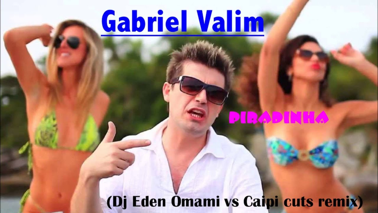 video piradinha gabriel valim para