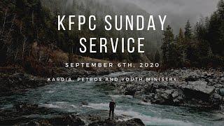 KFPC Ministry Live-Stream 09.13.20