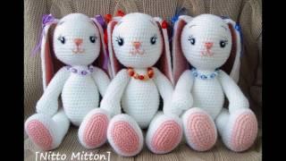 подборка вязаные игрушки knitted toys jucarii crosetate