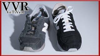 """[ASMR] Limpia y restaura las zapatillas """"New Balance"""" """"220"""". 4k"""