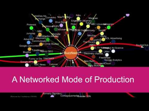 """A Networked Mode of Production in Journalism"" 