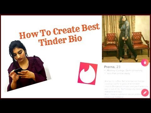 create best online dating profile