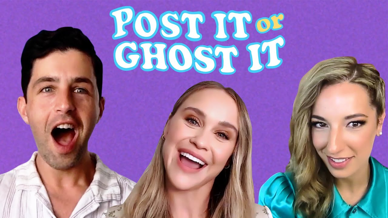 The Turner & Hooch Cast Ranks Clueless, Beanie Babies & More   Post It Or Ghost It   Seventeen