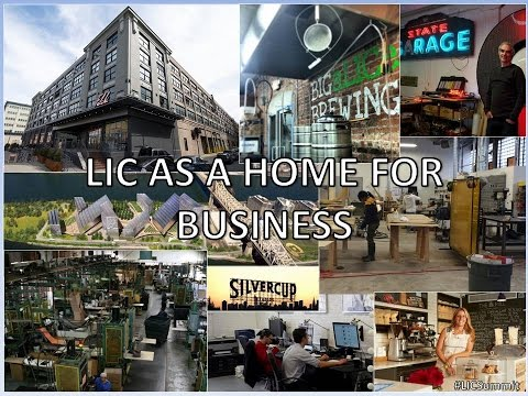 LIC Summit - LIC as a Home For Business
