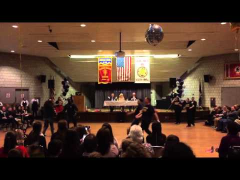 Fontbonne Academy Dancing With Stars 2014 Group Dance-HD Q