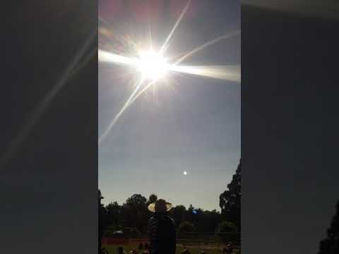 Eclipse 2017 Corvallis Oregon