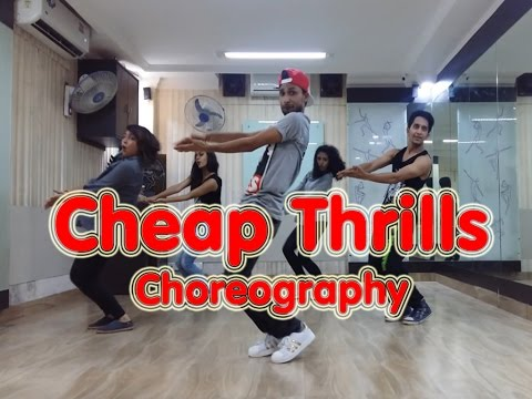 CHEAP THRILLS | Sia ft.  Sean Paul | Rajesh...