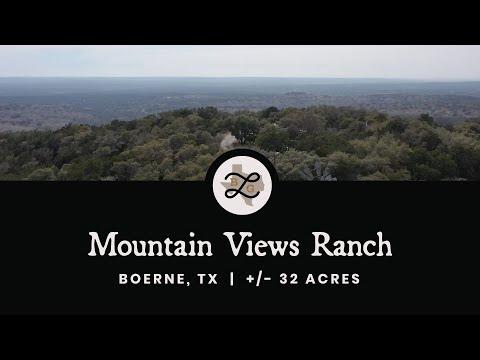 Mountain Views Ranch, 111 Mountain Views Dr. Boerne, TX 78006
