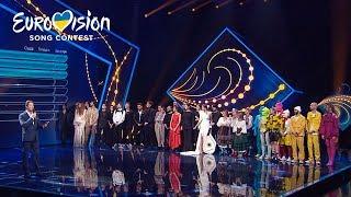 Евровидение 2020. Национальный отбор. Первый полуфинал от 08.02.2020. Полный выпуск