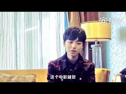 【TFBOYS 十年一顾杂货铺】[161212]中国青年报:王俊凯专访 新年愿望是高考顺利[480P]