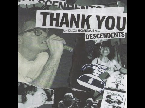 Descendents - Thank You (Covers Full Album 2012)