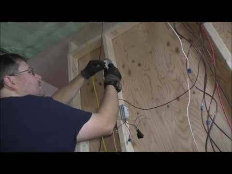 Wiring Up My Tiny House Electricity