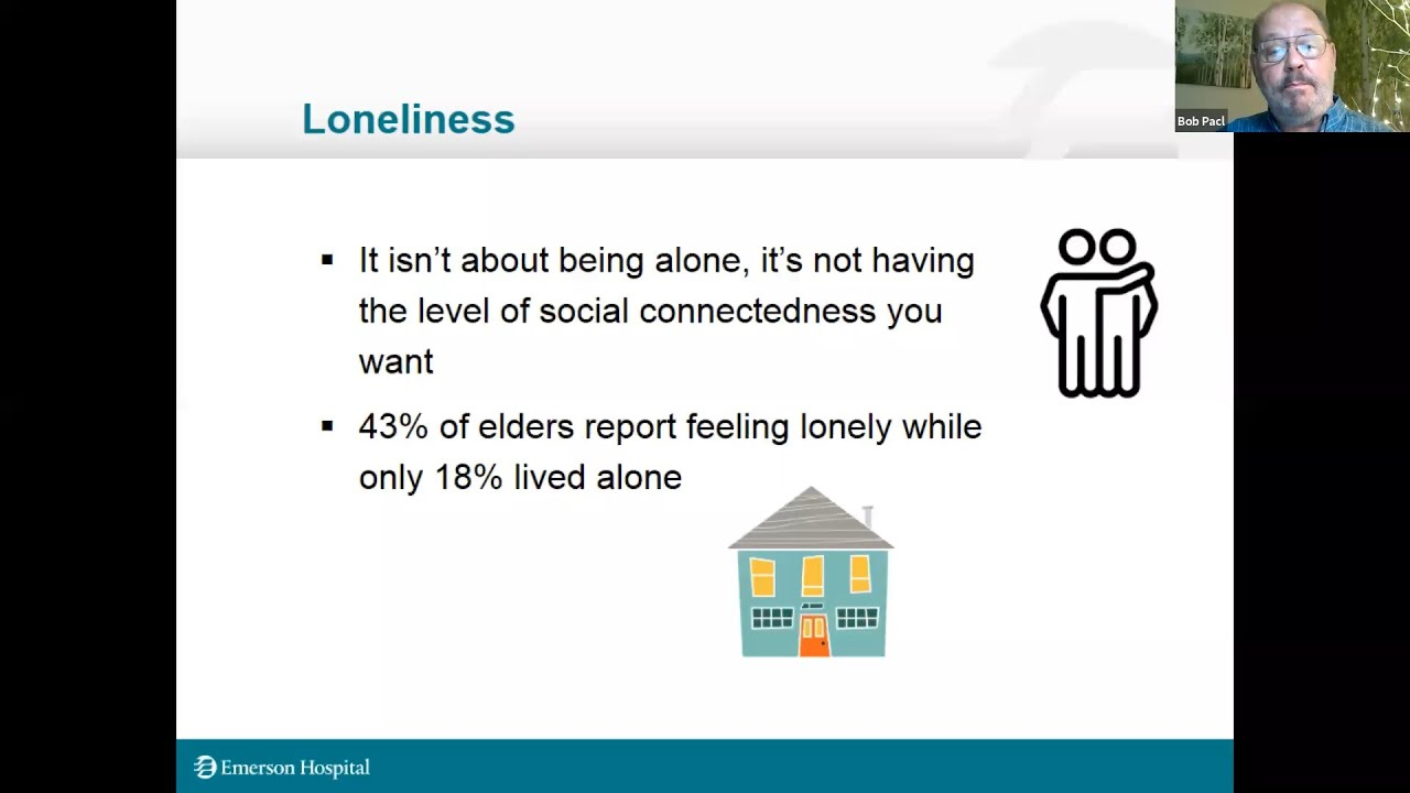 The Connect Effect: How Loneliness Affects Health in ...