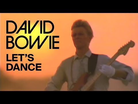 David Bowie - Let's Dance (Official Video)