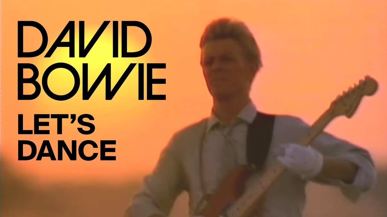 David Bowie Let S Dance Official Video Youtube