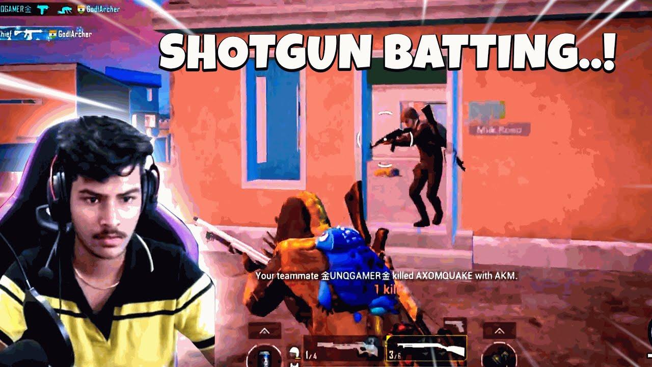 Shotgun tho Batting   BGMI Highlights Its Ninja   Live Streams in Facebook