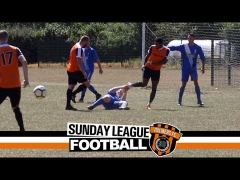 Sunday League Football - DIFFERENT RULES