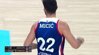 04.10.2019 / Anadolu Efes - FC Barcelona / Vasilije Micic