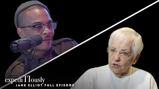 Jane Elliott: Social Justice Superhero | Expeditiously Podcast