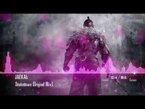 ( Music Visualizator After Effect ) Jackal - Shakedown (Original Mix)