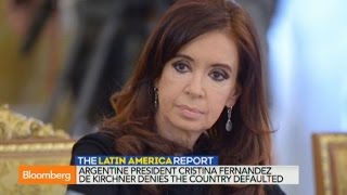 Argentina Default Triggers $1B of Swaps in Debt Drama