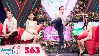 Wanna Date | Ep 563 FULL: Man rejected for almost hitting her face while performing