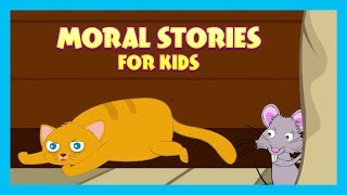 MORAL STORIES FOR KIDS | ENGLISH ANIMATED STORIES FOR KIDS | TRADITIONAL STORY