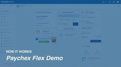 Paychex Flex Demo