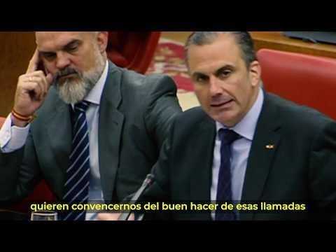 ⚡ Así desmonta Javier Ortega el discurso victimista del separatismo catalán en el Congreso.
