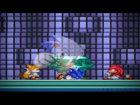 Sonic.exe: Nightmare Beginning FINAL UPDATE Good ending