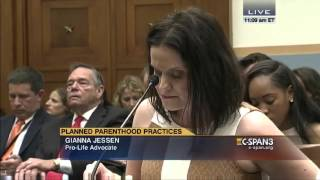 Gianna Jessen makes America look like cowards on abortion!