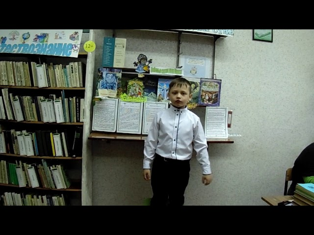 Изображение предпросмотра прочтения – ВячеславВолков читает произведение «Дедушка и внук» (Дружинина Марина)