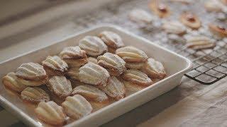 쉘쿠키 만들기 : How to make Shell cookies